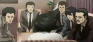 Japonský vyšetrovateľský tím