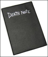 Zápisník Smrti