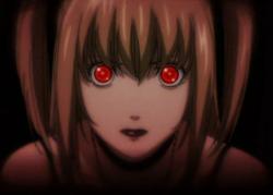 Shinigamiho oči - Misa Amanová